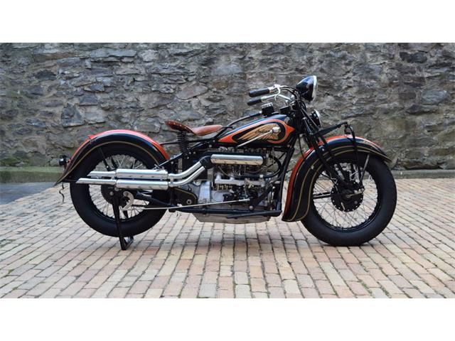 1936 Indian Motorcycle | 929899