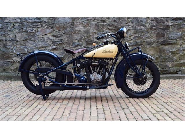 1932 Indian Chief   929901