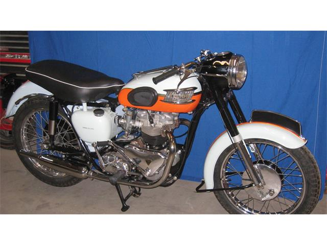 1959 Triumph Bonneville   929904
