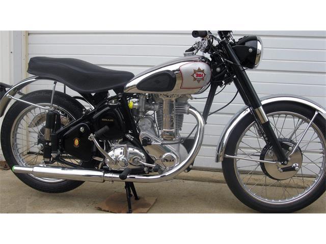 1951 BSA Gold Star   929906