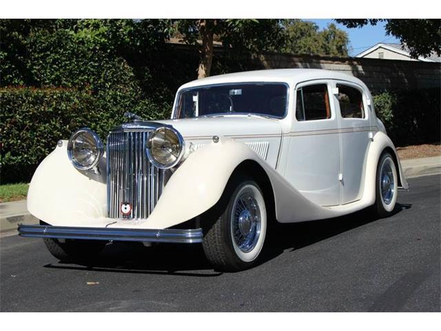 1939 Jaguar SALOON | 920991