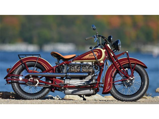 1938 Indian Model 438 | 929910