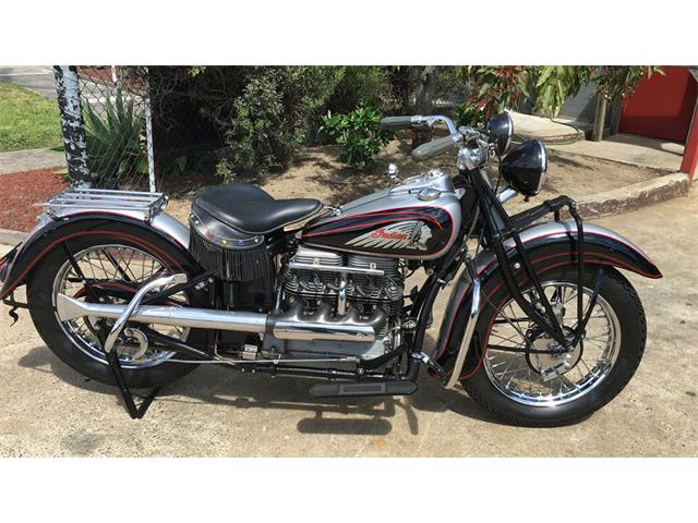 1938 Indian Motorcycle | 929912