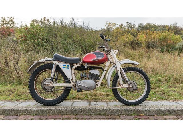 1958 Husqvarna Factory Racer | 929921