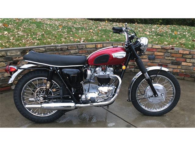 1968 Triumph Bonneville | 929922