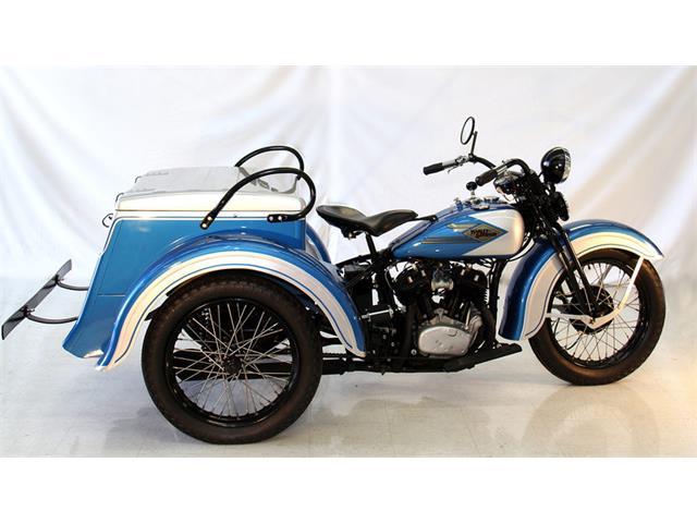 1935 Harley-Davidson Servi-Car GD | 929926