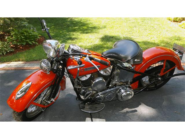 1939 Harley-Davidson Flathead U | 929928