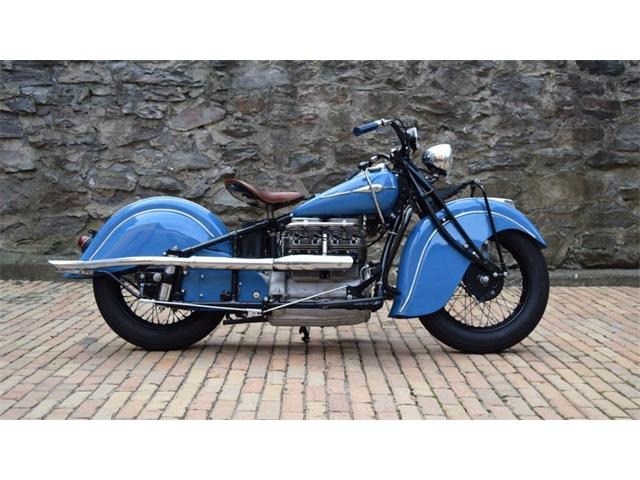 1941 Indian Motorcycle | 929931