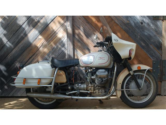 1973 Moto Guzzi Eldorado | 929935