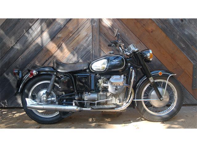 1970 Moto Guzzi Motorcycle | 929937