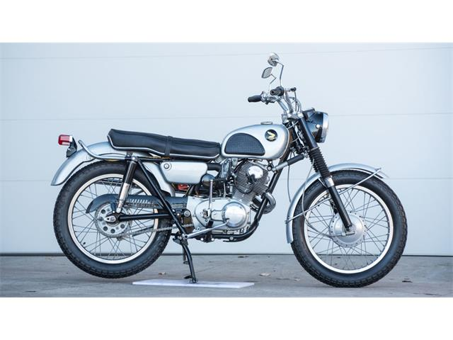 1965 Honda Motorcycle | 929938