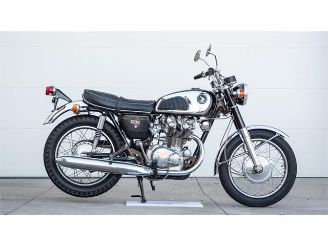 1968 Honda Motorcycle | 929942