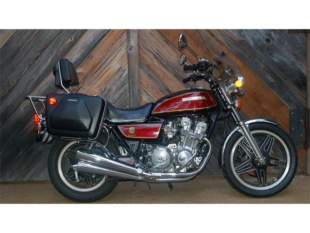 1979 Honda CB750 Limited   929949