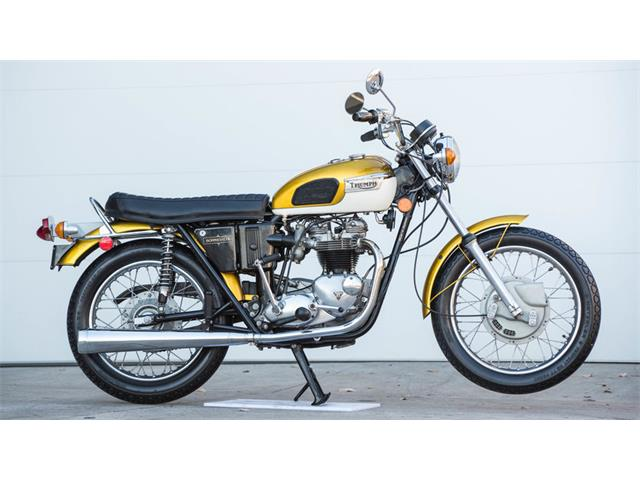 1972 Triumph Motorcycle | 929955