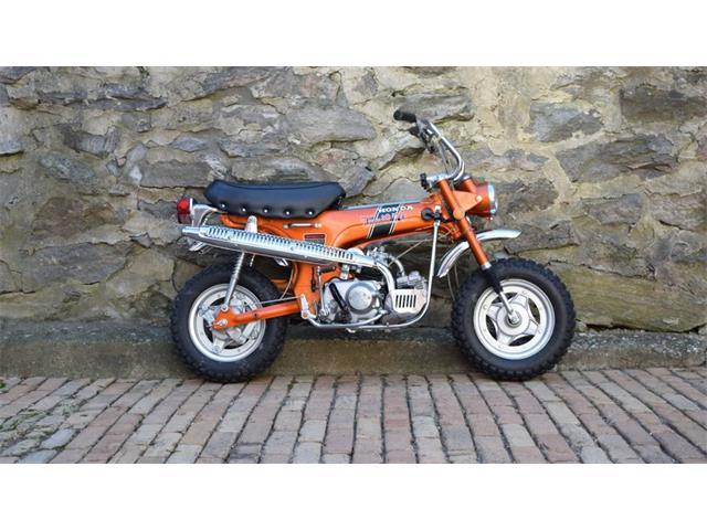 1970 Honda Trail 70 | 929958