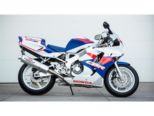 1993 Honda Motorcycle | 929959