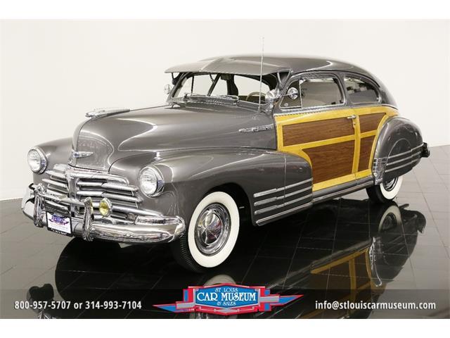 1948 Chevrolet Fleetline Country Club Aerosedan | 920996