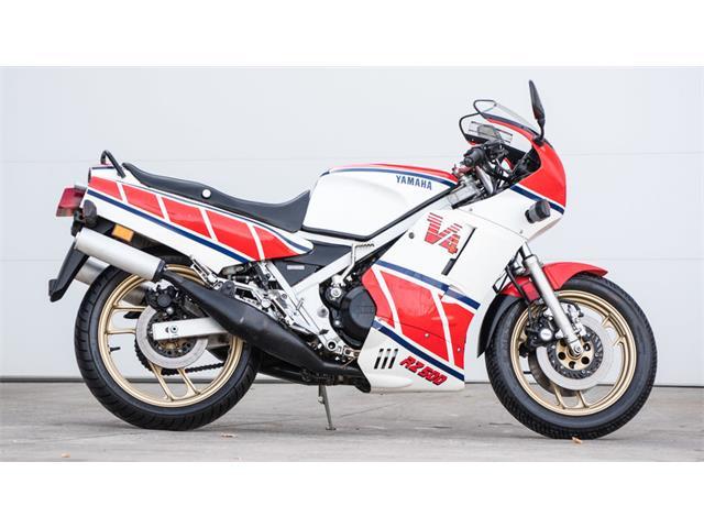 1985 Yamaha RZ500 | 929961
