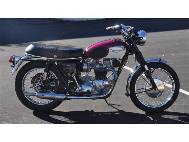 1967 Triumph T120R | 929969