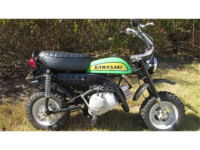 1973 Kawasaki KV75 | 929971