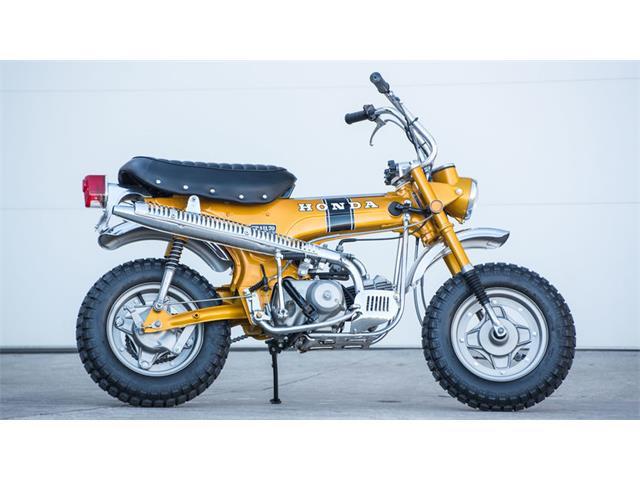 1970 Honda Trail 70 | 929972