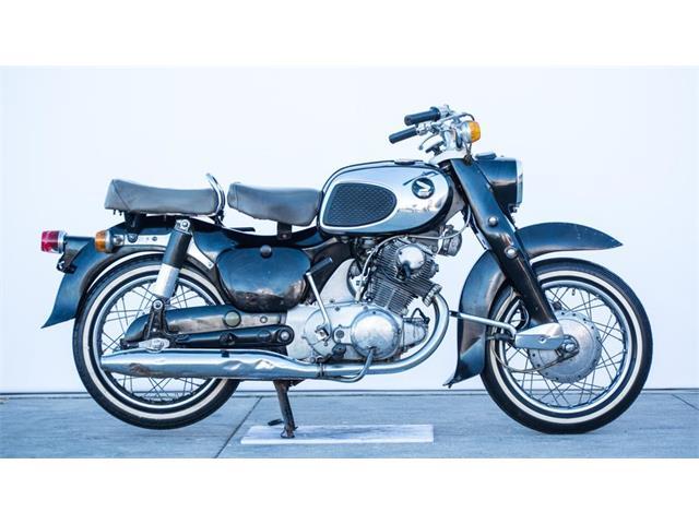 1967 Honda C72 | 929974