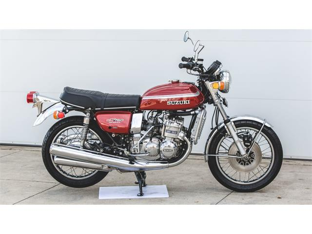 1975 Suzuki GT750 | 929975