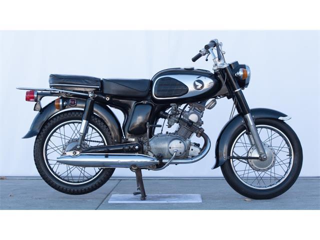 1968 Honda 175 Rotary Trans | 929976