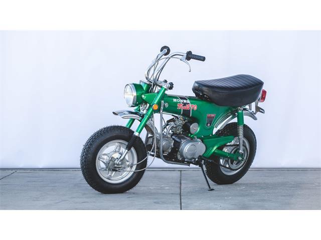 1970 Honda CT70   929977