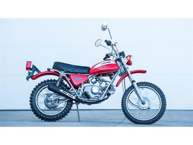 1971 Honda SL70   929978