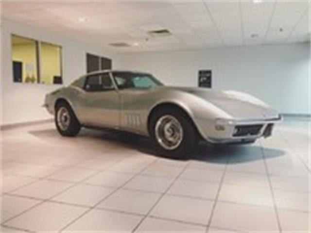 1968 Chevrolet Corvette | 929979