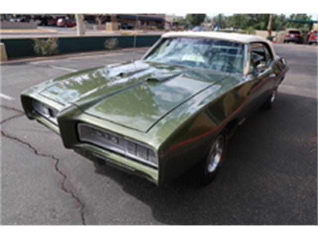 1968 Pontiac GTO | 929988