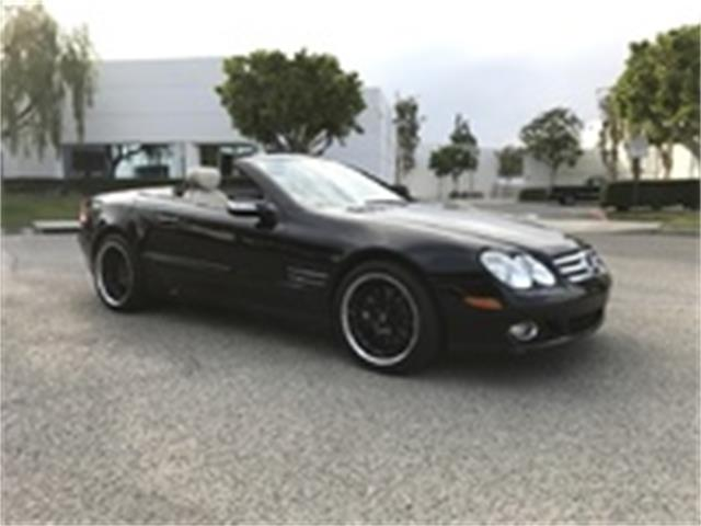 2007 Mercedes Benz SL550 | 929989