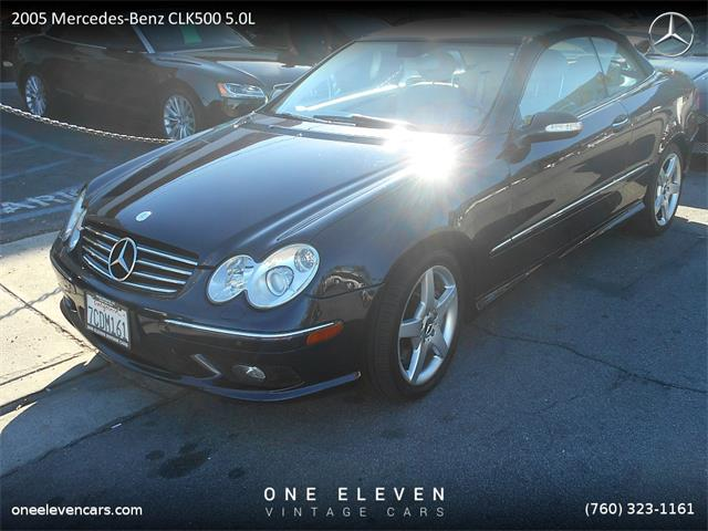 2005 Mercedes-Benz CLK500 5.0L | 920999
