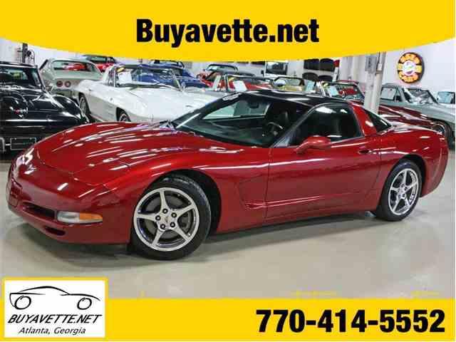 2004 Chevrolet Corvette | 931001