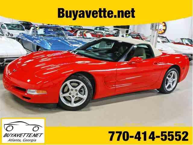 2004 Chevrolet Corvette | 931002