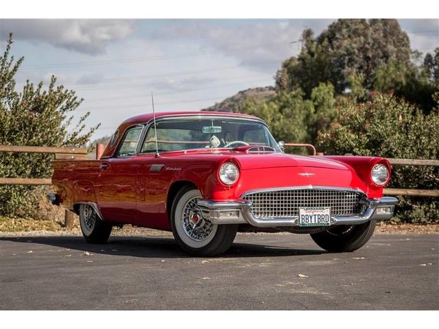 1957 Ford Thunderbird | 931005