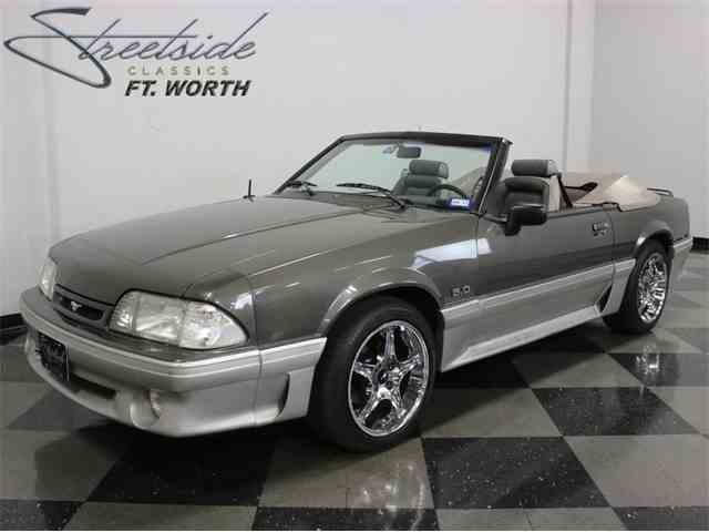 1990 Ford Mustang GT | 930101