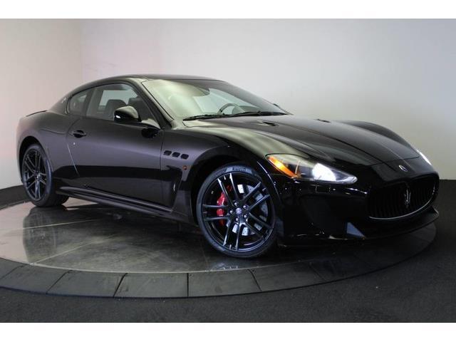 2012 Maserati GranTurismo | 931010