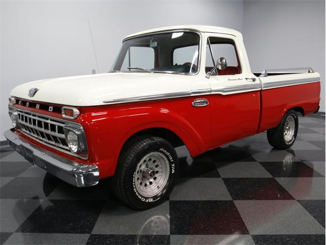 1964 Ford F100 | 931012