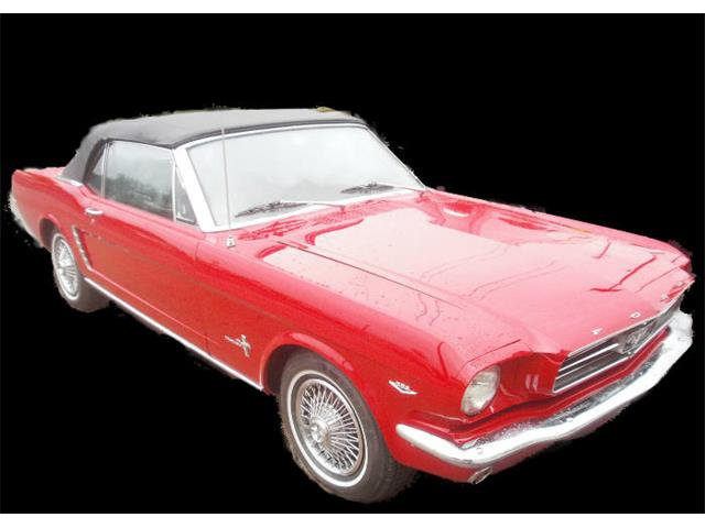 1965 Ford Mustang | 931019