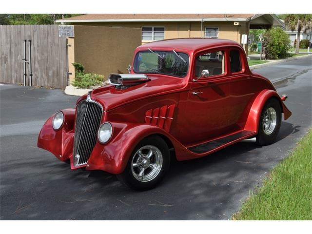 1933 Willys Coupe | 931020