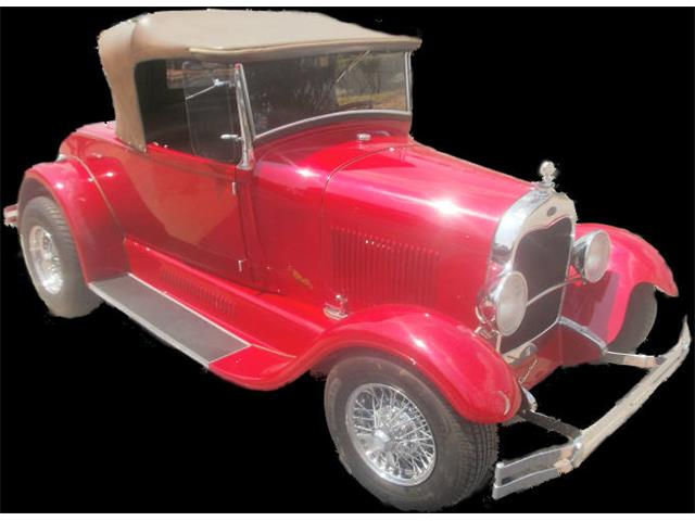 1929 Ford Model A | 931021