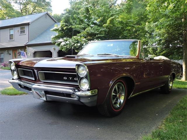 1965 Pontiac GTO | 931027