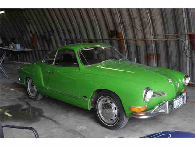 1971 volkswagen karmann ghia for sale on 4 available. Black Bedroom Furniture Sets. Home Design Ideas