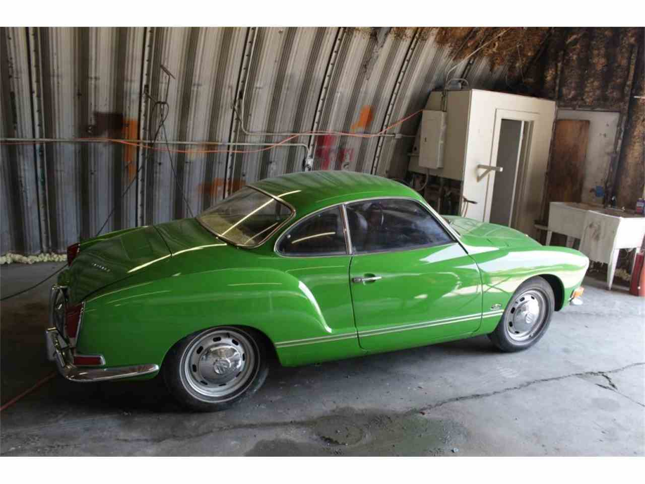 1971 volkswagen karmann ghia for sale cc 931028. Black Bedroom Furniture Sets. Home Design Ideas