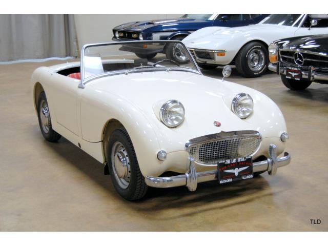 1959 Austin-Healey Sprite   930103