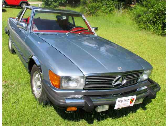 1979 Mercedes-Benz 450SL | 931030