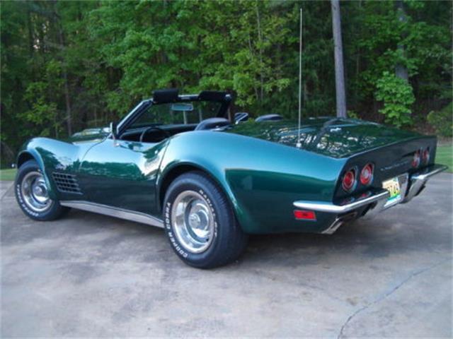 1972 Chevrolet Corvette | 931035