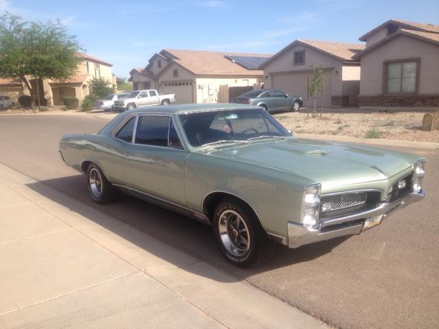 1967 Pontiac GTO | 931036